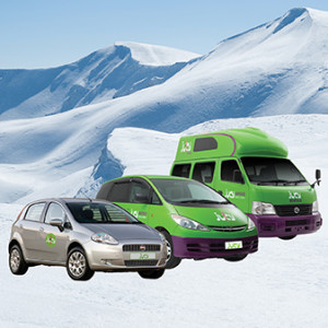 JUCY car hire for Winter Games NZ