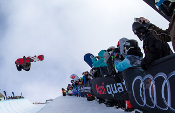 Audi quattro Winter Games NZ a double finalist in national sports awards