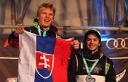 Spectacular floodlit ski racing to feature in 2015 opening ceremony