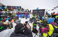 Phenomenal global TV interest in Audi quattro Winter Games NZ 2015