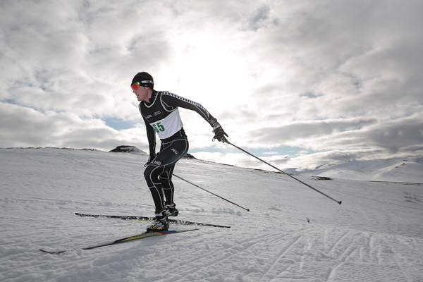 Silver for New Zealand in final cross-country skiing races