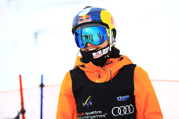 Woodsy from Sheffield steals the show with freeski slopestyle gold