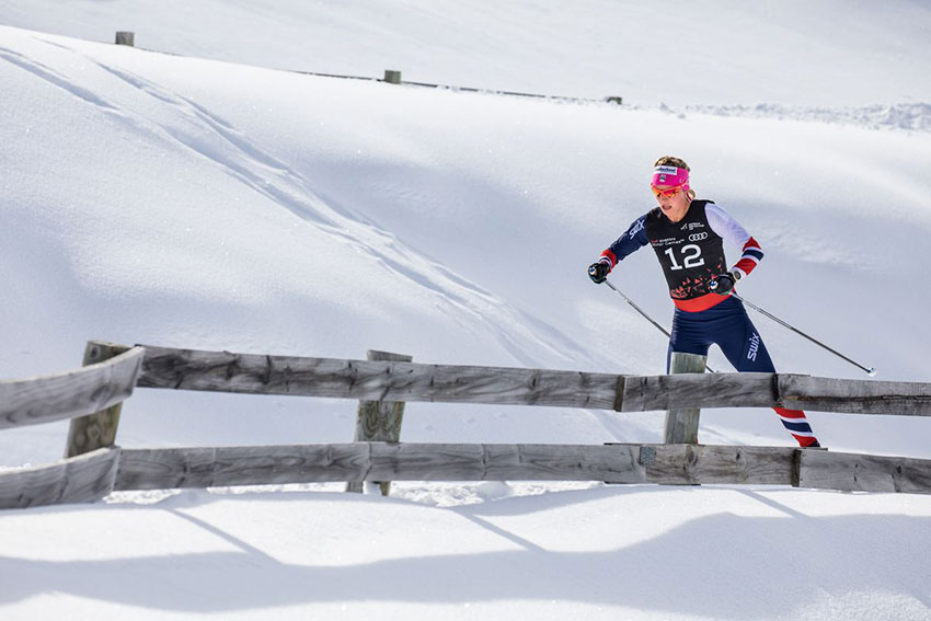 Team USA rules the first day of Cross Country Racing