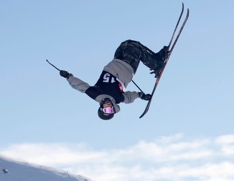 World-Class Competition on Finals Day at the FIS Australia New Zealand Cup Freeski & Snowboard Halfpipe at Cardrona