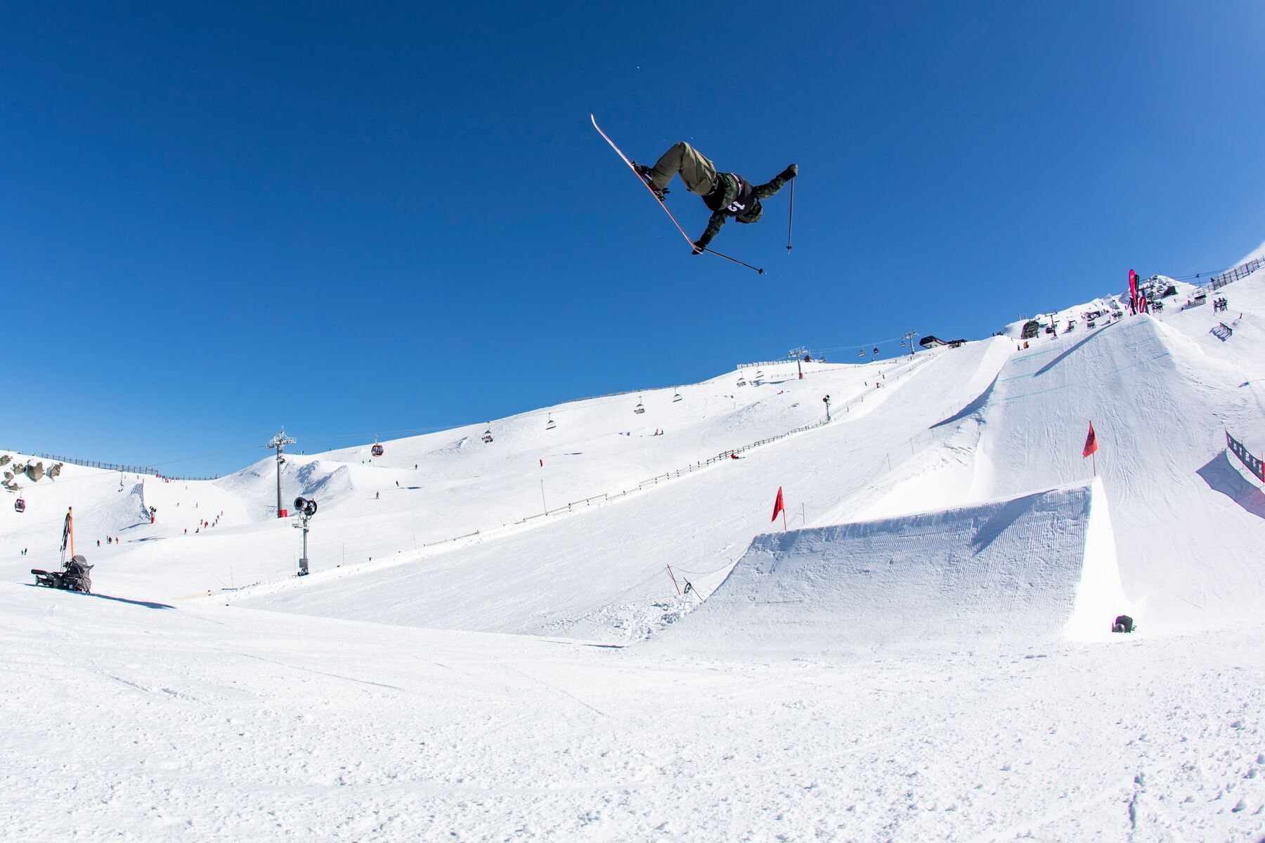 FIS ANC Freeski & Snowboard Slopestyle creates World Cup opportunity for Kiwi and Australian Athletes